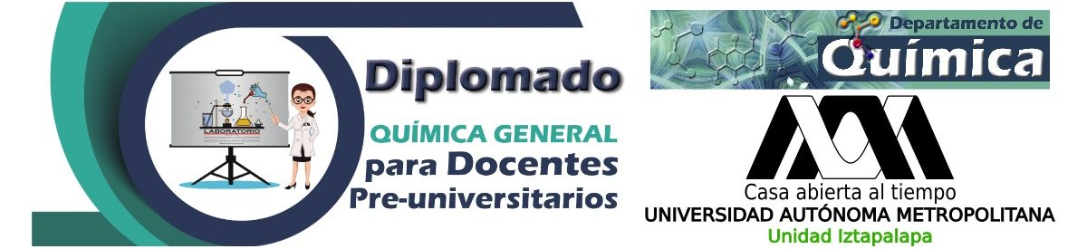 Diplomado en Química – UAMI 2018