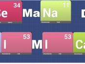 Logo Semana de la Quimica