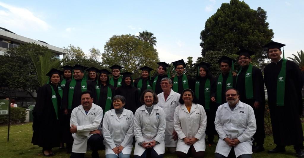 Egresados 2015-16 y Profesores